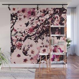 Hana Collection - Sakura II Wall Mural