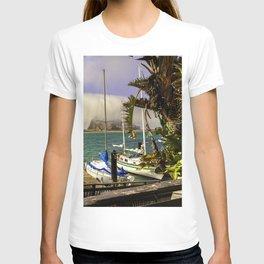 Tropical Morro Bay T-shirt
