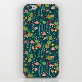 Lily Pad iPhone Skin