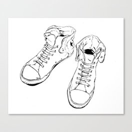 All-Stars 2 Canvas Print