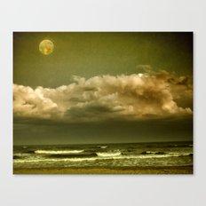 Alien Shore Canvas Print