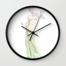 STATUE MODEL Wall Clock