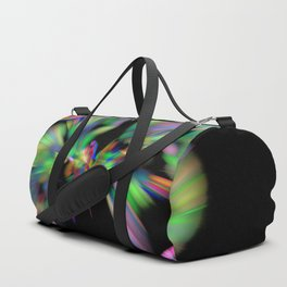 Rainbow colors Duffle Bag