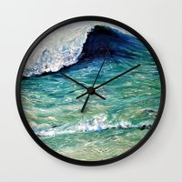goddess Wall Clocks featuring goddess by Terrel