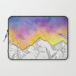 Mountain Through the Jungle Laptop Sleeve