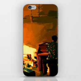 Piano iPhone Skin