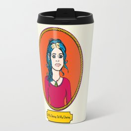 Oh My Darling Clementine Travel Mug