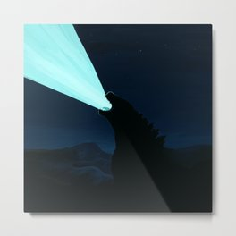 Starlight energy Metal Print