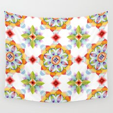 Beaux Arts Mandala Wall Tapestry