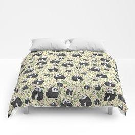 Panda Bears Comforters