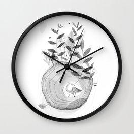 tree of life 1 Wall Clock