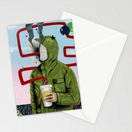 Caffeine Boost Stationery Cards