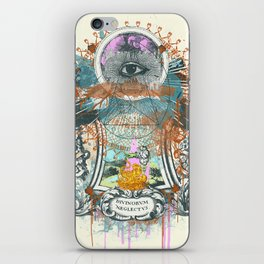 ESOTERIC MYSTICISM iPhone Skin