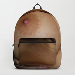 Large Breasts 6 Backpack