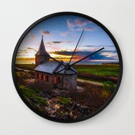 Grense Jakobselv Wall Clock