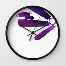 Mass Effect 1 (w/quote) Wall Clock