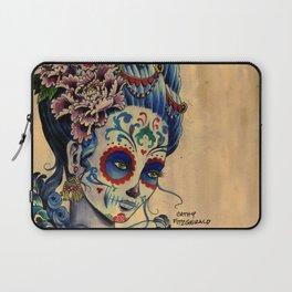 Marie de los Muertos Laptop Sleeve