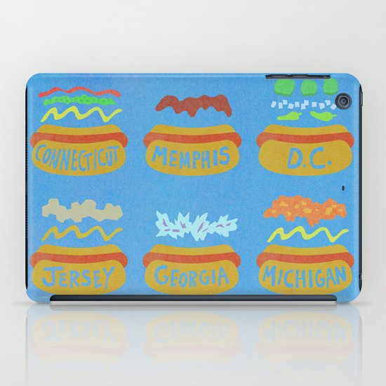 Hot Dogs! Re-do iPad Case