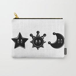 Star, Sun and Moon – Super Mario 64, Sunshine, Odyssey Carry-All Pouch