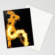 Golden Machine Stationery Cards