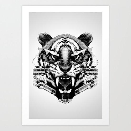 ingwe.  Art Print