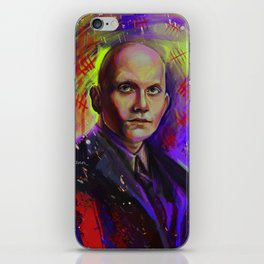 victor zsasz iPhone Skin