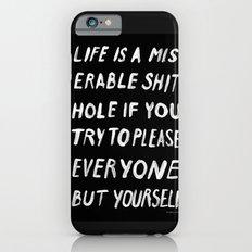 PLEASE Slim Case iPhone 6s