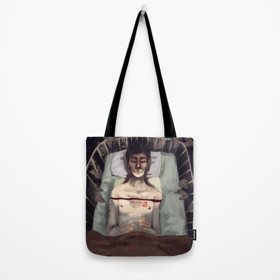Studied and Observed  Tote Bag