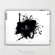 Blue Clapton Laptop & iPad Skin