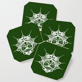 Spirit Frog Grass Coaster