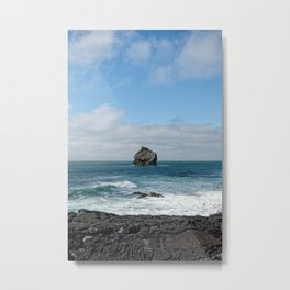 Coastal Break Metal Print