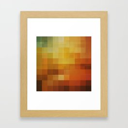 Transform #1 Framed Art Print