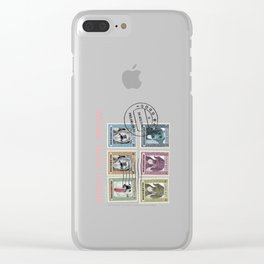 Gimme Some Tongue Clear iPhone Case