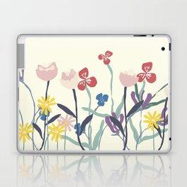 FLOWER GARDEN Laptop & iPad Skin