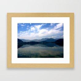 Crna Gora Framed Art Print