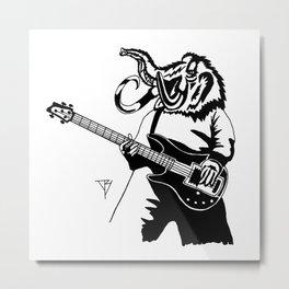 AniMusic (MAMMOTH) Metal Print