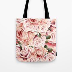 Magic rose garden Tote Bag