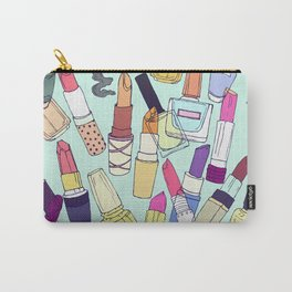 The make-up enthusiast Carry-All Pouch