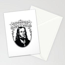Fuck Yeah Paganini Stationery Cards