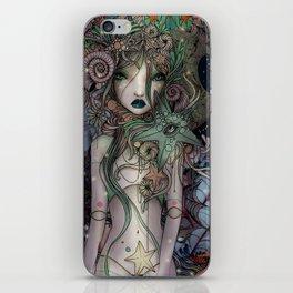Coralia iPhone Skin