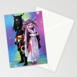 Umbre and Eifie Stationery Cards