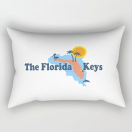 Florida Keys. Rectangular Pillow