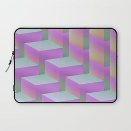 Fade Cubes II Laptop Sleeve