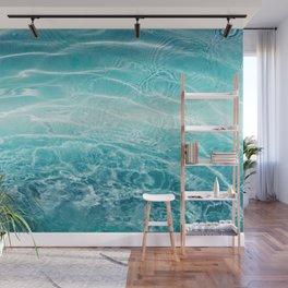 Blue Ocean Dream #1 #water #decor #art #society6 Wall Mural