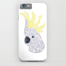 Cockatoo Parrot iPhone 6s Slim Case