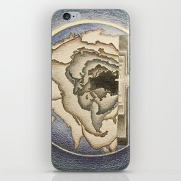 Savior of the World iPhone Skin