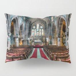 St Mary Church Pillow Sham