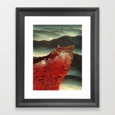 there's treasure everywhere Framed Art Print