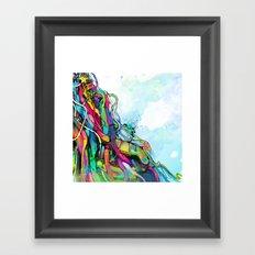 1/2 Framed Art Print