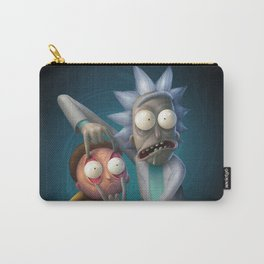 Look, Morty, look! Carry-All Pouch